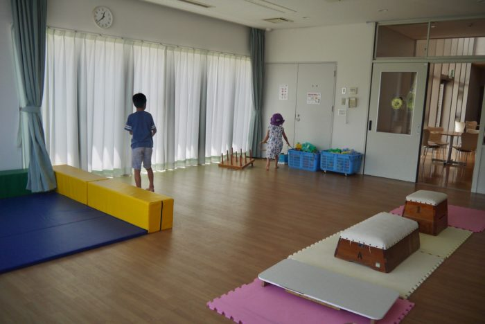 萩市児童館の中